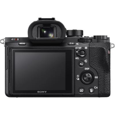 SONY α7R II With Back-illuminated Full-frame Image Sensor - ILCE7RM2/B
