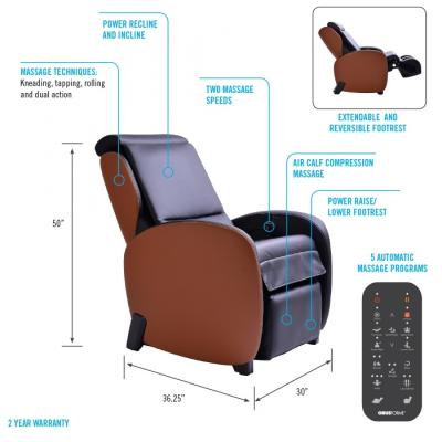 Obusforme 300 Series Massage Chair