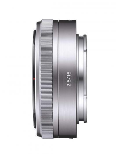 SONY E 16MM F2.8 - SEL16F28