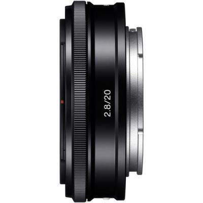 SONY E 20MM F2.8 - SEL20F28