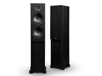 PSB Speakers Alpha series T20 Tower speaker walnut  Alpha T20 Tower (B)
