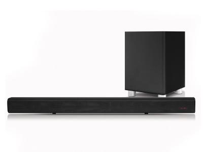 Pure Acoustics Wireless Bluetooth Bar and Subwoofer - SBW-175