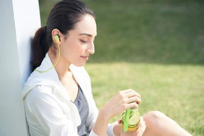 Sony Sports Wireless Noise Cancelling In-ear Headphones - WISP600N/P