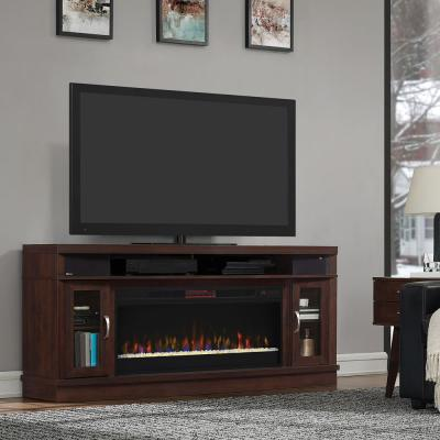 Classicflame Deerfield Tv Stand With Electric Fireplace