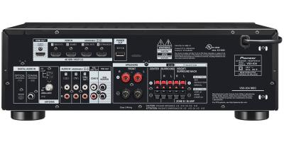 Pioneer 7.2-Channel AV Receiver - VSX-834(B)