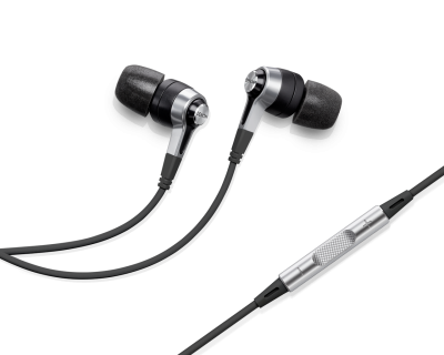 Denon In-Ear Headphones with Remote + Microphone - AHC620RBK