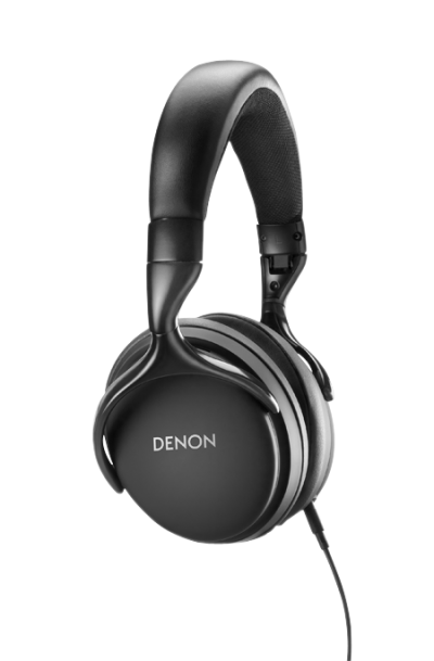Denon Outdoor Over Ear Headphones - AHD1200BK