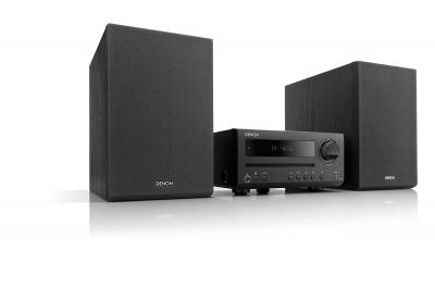 Denon Hi-Fi Mini System with CD and Bluetooth - DT1
