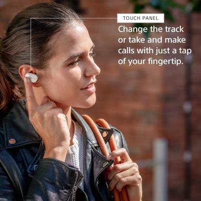 Sony  Wireless Noise Cancelling Headphone - WF1000XM3/S