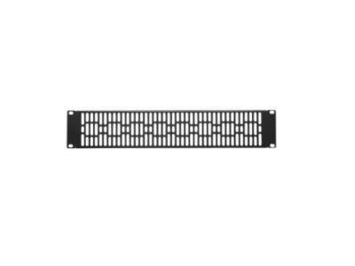 Sanus 2U Steel Vented Blanking Panel - CAVBP2-B1