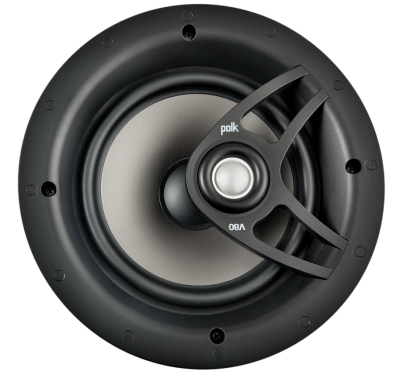 Polk Audio V Series High Performance In-Ceiling Speaker - V80
