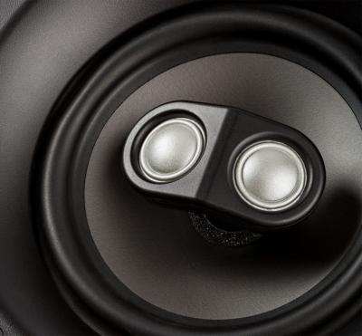 Polk Audio V Series Switchable Stereo And Surround Sound In-Ceiling Speaker - V6s