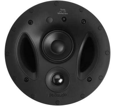 Polk Audio RT Series In Ceiling Three-Way Loudspeaker - 70-RT
