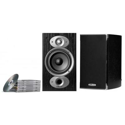 Polk High Performance Bookshelf Loudspeaker 2 Speakers RTiA1