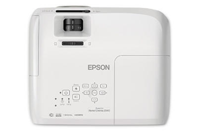Epson PowerLite Home Cinema 2040 3D 1080p 3LCD Projector V11H707020-F