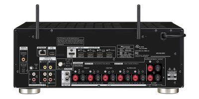Pioneer 7.2-Channel Network AV Receiver with Ultra HD VSX932