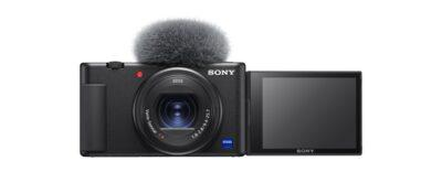 Sony Vlog Digital Camera -  DC-ZV1