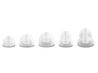 Klipsch Replacement ear tip large clear EARTIPL  (Each)