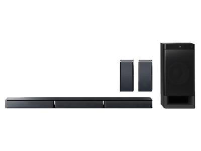 SONY 5.1CH HOME CINEMA SYSTEM WITH BLUETOOTH - HTRT3