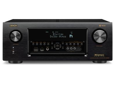 Denon 9.2 Channel Full 4K Ultra HD Network AV Receiver with HEOS -AVRX4300H