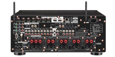 Pioneer 9.2-ch Class D3 Network AV Receiver-SC-LX801