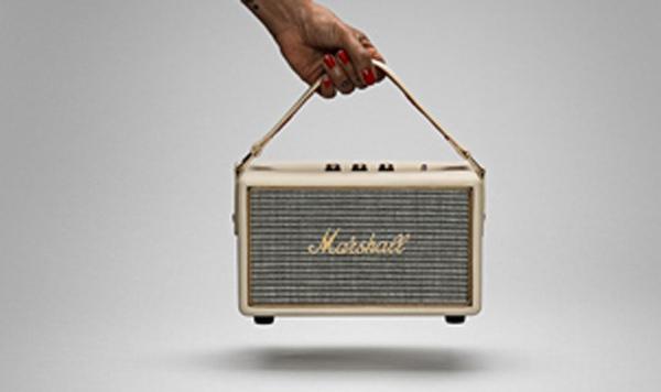 Marshall Portable Bluetooth Wireless Speaker Kilburn
