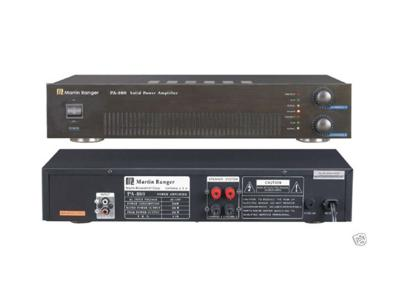 Martin Ranger Digital Echo Mixing Karaoke Amplifier PA-800
