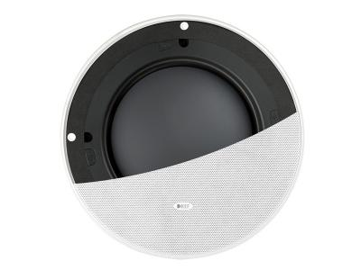 Kef  T Series Thin Subwoofer (Round) (Each)  KF-CI200TRB