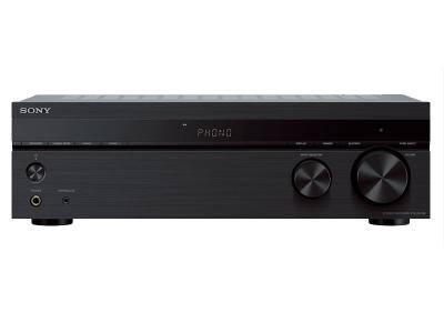 Sony Stereo Receiver With Phono Input And Bluetooth Connectivity - STRDH190